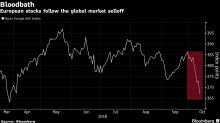 European Stocks Slump to 20-Month Low as Oil, Miners Slide