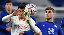 Chelsea held by Sevilla but Frank Lampard handed unexpected boost in clean sheet before Manchester United trip