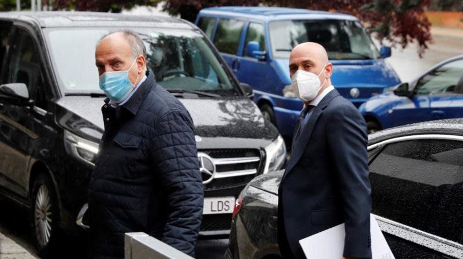 LaLiga pedirá una indemnización de 25 millones a la RFEF por daños y perjuicios