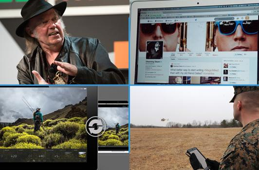 Daily Roundup: Twitter's redesign, Lightroom mobile for the iPad, and more!