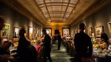 A Look at the Frick Autumn Dinner
