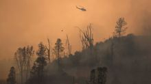 'Fire on all sides': California wildfires prompt evacuations