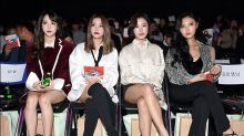 [MD PHOTO]LUNA等藝人 首爾東大門出席時裝周活動
