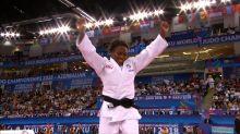 Mondiaux de judo : la reine Agbegnenou