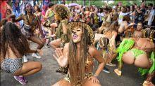 Unverhüllte Kritik an Präsident Bolsonaro bei Karneval in Rio