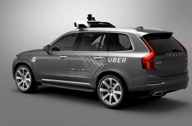 Uber will offer free rides in its self-driving cars this month