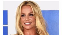 Britney Spears's Sexy Tousled Hair at the VMAs