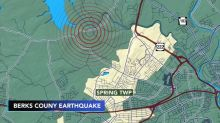2.2 earthquake rattles Berks County, Pa.