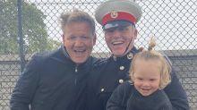 Gordon Ramsay 'proud' as son Jack joins Royal Marines
