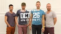 American Express UNSTAGED: Join us LIVE 10/26