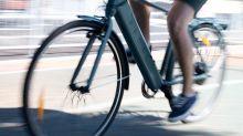Police borrow bikes to chase teenagers