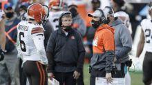 Browns redzone touchdown percentage very high in 2020