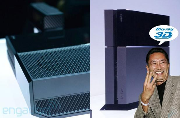 Xbox One and PS4 won't support 3D Blu-ray playback at launch