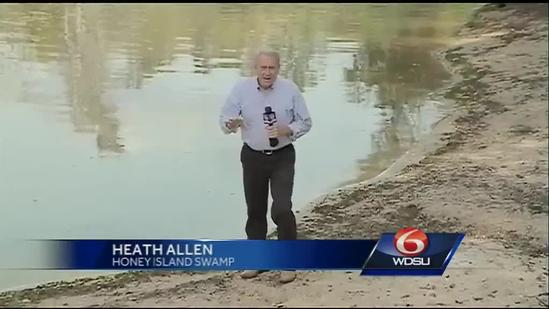 Pearl River project could have impacts downstream in La.