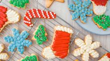 Holiday Baking Will Never Be The Same Once You've Tried These Sugar Cookies