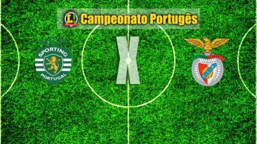 Português: Benfica e Sporting fazem clássico; Porto enfrenta o Feirense