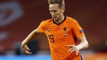 Foot - L. nations - HOL - La composition des Pays-Baspour le match en Bosnie-Herzégovine: Luuk De Jong remplace Memphis Depay