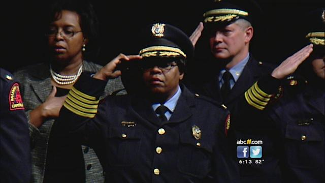 Raleigh's police chief makes impact in new role