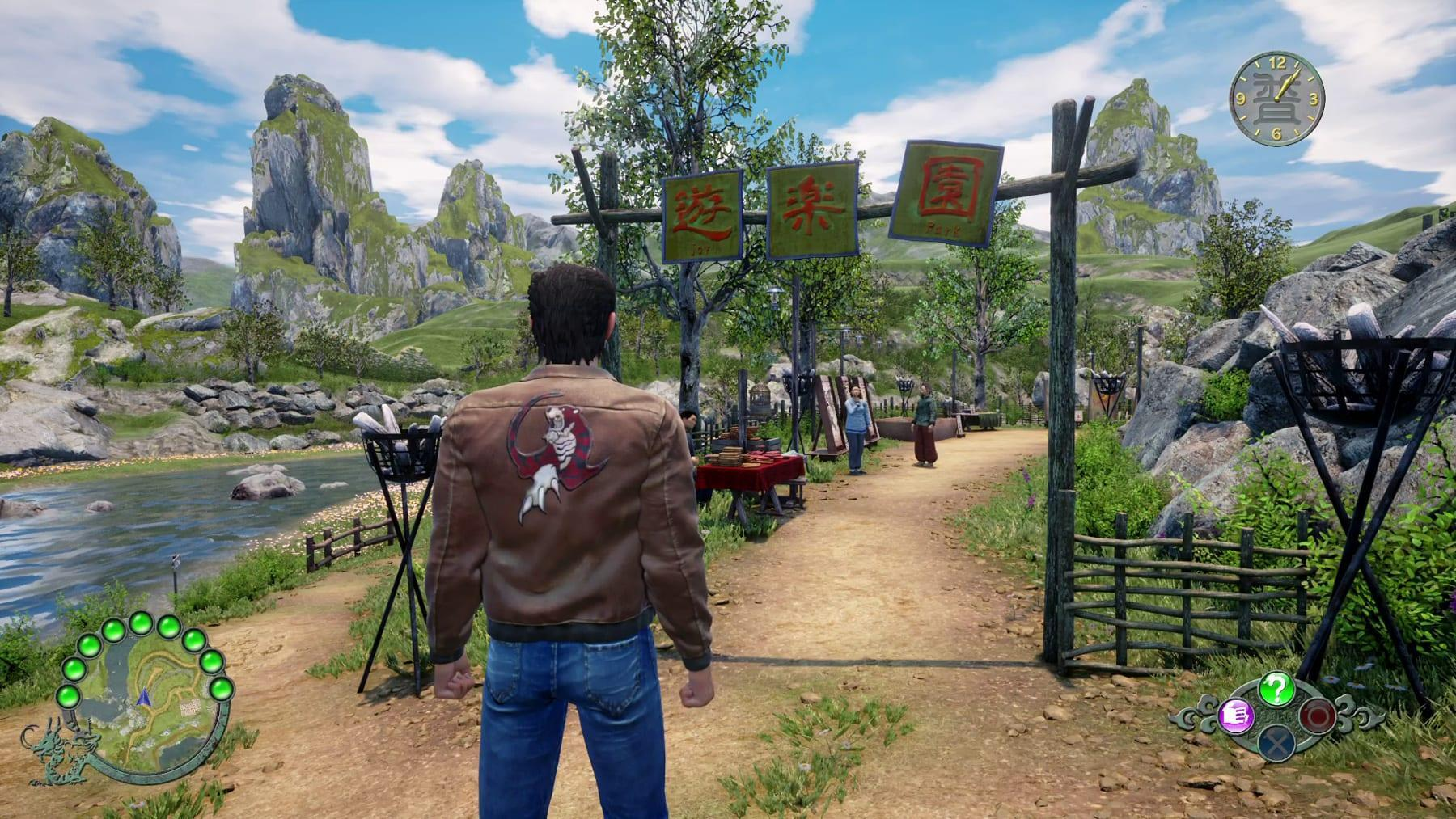 Shenmue 3' is more Shenmue, for better and worse | Engadget