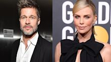 Brad Pitt 'in a good place' with new rumoured girlfriend Charlize Theron