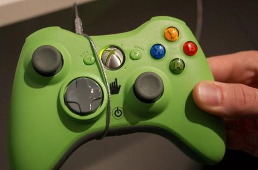 "Tweaked Xbox 360 controller inexplicably deemed an overseas ""promotional item"""