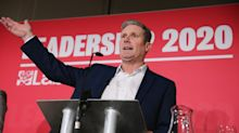 Keir Starmer urged to quit Labour leadership race so a woman can win
