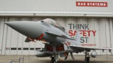 BAE Systems signs £5bn Typhoon deal with Qatar