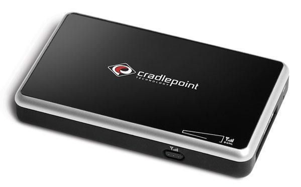 Cradlepoint announces 3G-ready CTR500 travel router