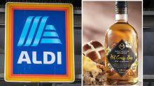 Aldi's' $20 hot cross bun gin sends shopper's wild: 'Need this'