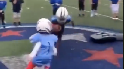 USA Football condemns violent hit during drill