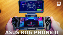 ASUS' ROG Phone II combines high-spec power with accessory spectacle