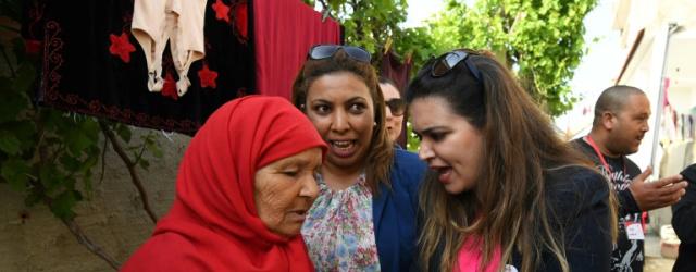 """Les femmes """"peuvent agir"""": en Tunisie, le renouvellement passe par la parité"""