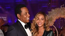 Date Night! Beyoncé and JAY-Z Glam Up for Their First Big Red Carpet Event Since Twins at Rihanna's Diamond Ball