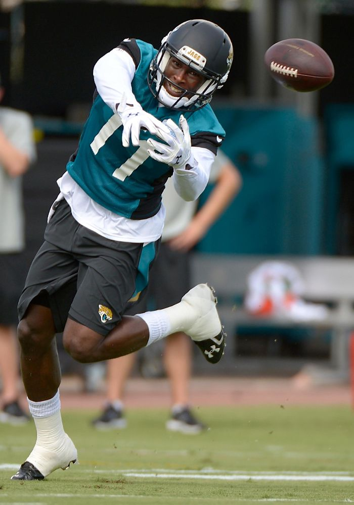 Jaguars' WR woes offer Lee, Robinson more chances