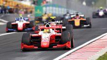 Mick Schumacher fährt erneut auf Podest