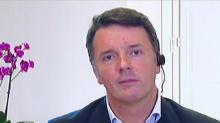 """Renzi: """"Ora più libero e sereno, peso 3 chili in meno"""""""