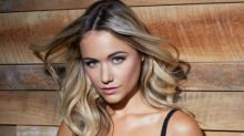 Katrina Bowden on Playing a 1960s Call Girl and Her Evolving Beauty Looks