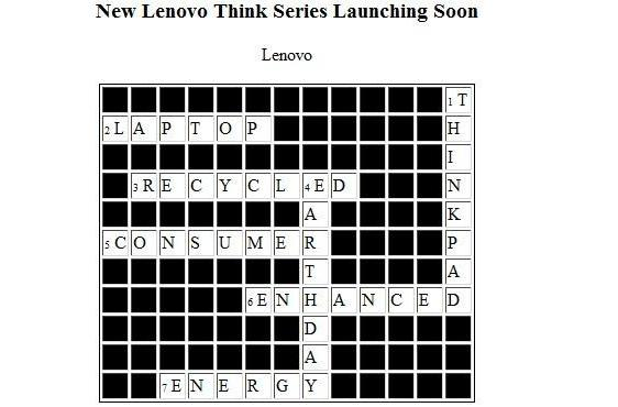 Lenovo to launch new ThinkPads, probably on April 22