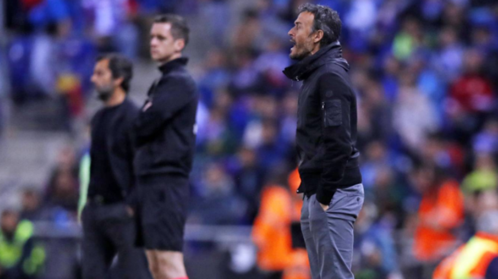 Luis Enrique: Barcelona will give everything in pursuit of titles