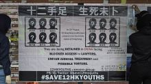 China strips license of lawyer for Hong Kong activist