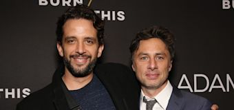 Braff: Emmys 'passed' on including Cordero