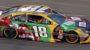 Kyle Busch wins third straight race of 2018