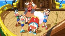 《哆啦A夢:大雄的寶島》預告片劇透:靜香被綁架?