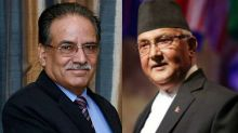 Give proof that India is trying to topple your government: Prachanda to Nepal PM Oli