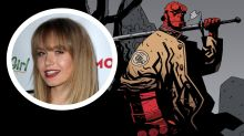 Hellboy adds The Vampire Diaries actress Penelope Mitchell