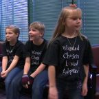 Adoption Day: Children get gift of permanent, loving homes in Porter County