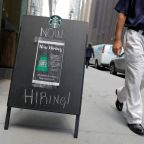 U.S. jobless claims dropping faster in states ending federal benefit