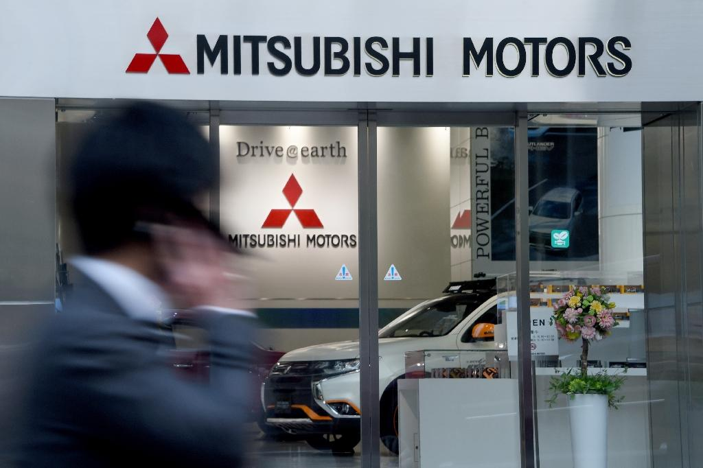 Japanese automaker Mitsubishi has admitted it manipulated pollution data in more than 600,000 vehicles (AFP Photo/Toshifumi Kitamura)