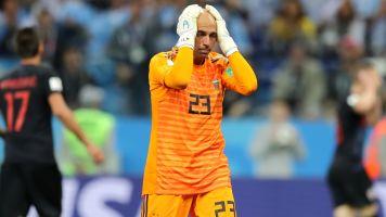 Watch: World Cup's worst goalkeeping error