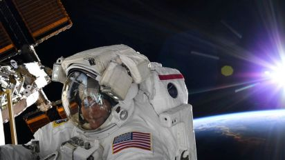 NASA astronaut accused of committing crime in space